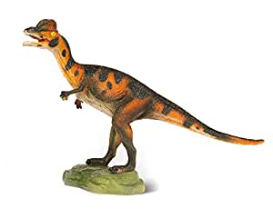 Geoworld Jurassic Hunters Dilophosaurus Model