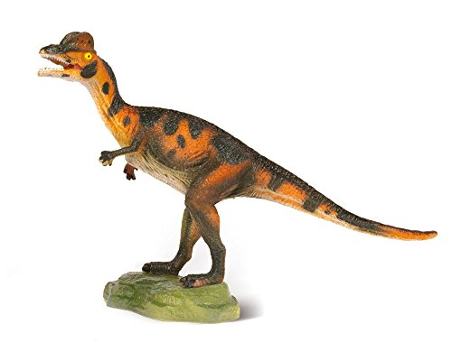 Geoworld Jurassic Hunters Dilophosaurus Model - 1