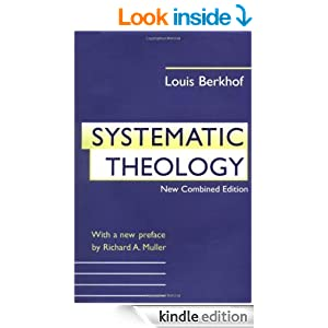 louis berkhof systematic theology pdf free download