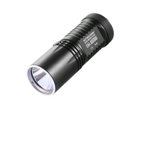 Nitecore Ea4 860-Lumen Neutral White Led Flashlight, Black