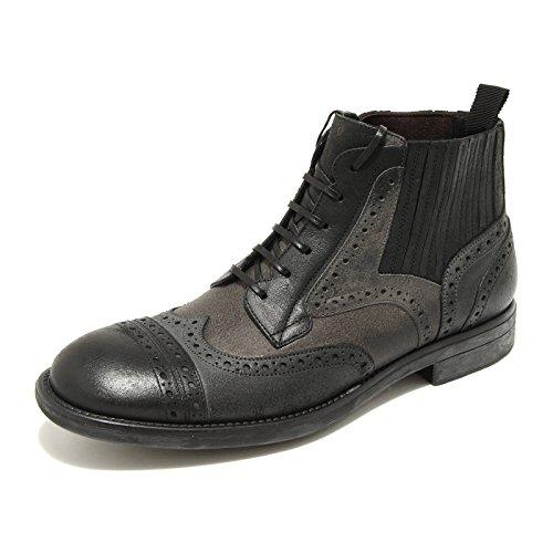 9606G stivaletto allacciato derby uomo DOLCE&GABBANA D&G scarpe stivali boots men [44]