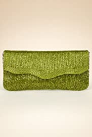 Detachable Strap Bugle Clutch Bag [T83-0783C-S]