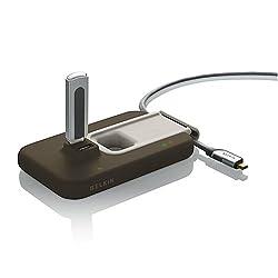Belkin USB 2.0 Plus Hub (7 Port) F5U307-BRN