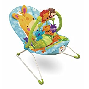 fisher price precious planet swing manual