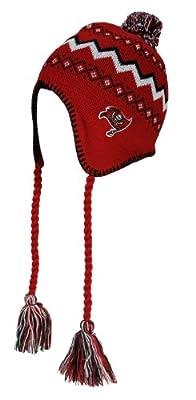 NFL Tampa Bay Buccaneers Kids Knit With Pom-Pom Hat