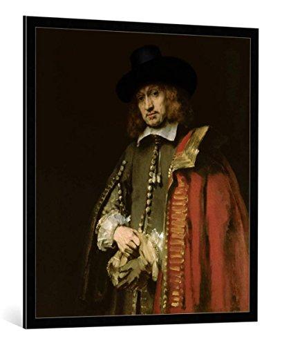 image-encadree-harmensz-van-rijn-rembrandt-portrait-of-jan-six-1618-1700-1654-impression-dart-decora