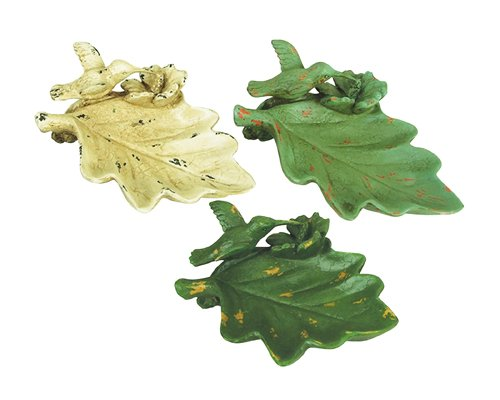 Sterling Industries Hummingbird Leaf Decorative
