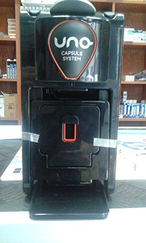 Indesit Uno Macchina per caffè con capsule 1L Rosso