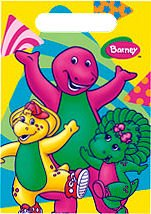 Barney Treat Sacks 8ct