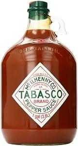 Tabasco Pepper Sauce, 128 Ounce