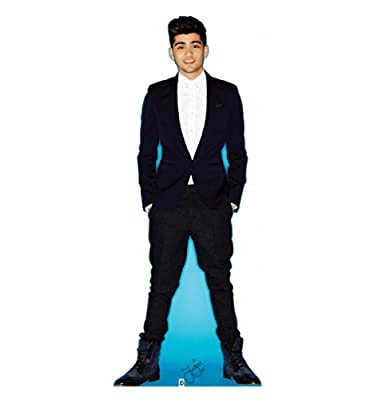Zayn Malik - One Direction - Advanced Graphics Life Size Cardboard Standup