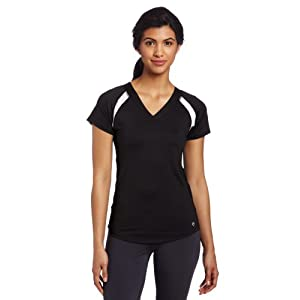 Colosseum Women's V-Neck Vent Top