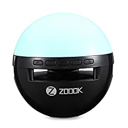 Zoook ZB-JAZZ Mini Bluetooth Speaker (Black)