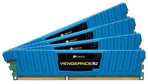 Corsair Vengeance Blue 16GB 4x4GB