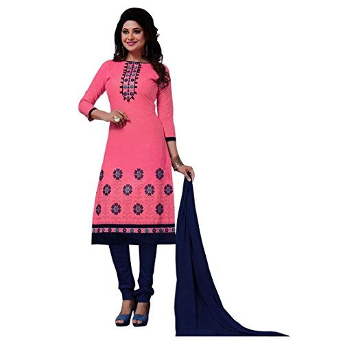 Ready-Made-Designer-Cotton-Embroidered-Salwar-Kameez-Indian-Dress