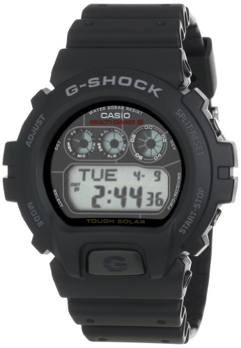 Casio Men's GW6900-1 G-Shock Atomic Digital Sport Watch