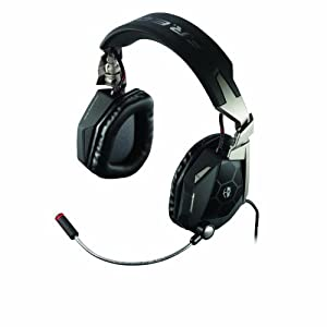 Cyborg F.R.E.Q.5 Headset for PC and Mac - Black