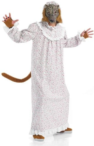 Imagen 1 de Big Bad Wolf - Adult Fancy Dress Costume (disfraz)
