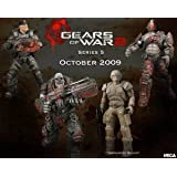 "Gears of War - 18cm Action Figuren Serie 5 - 4 Figuren Setvon ""neca"""
