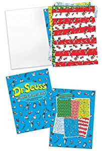 dr seuss wrapping paper Buy dr seuss cat in the hat birthday cards at pink & greene and receive free  bonus cards when you order your dr seuss cards from pink & greene.