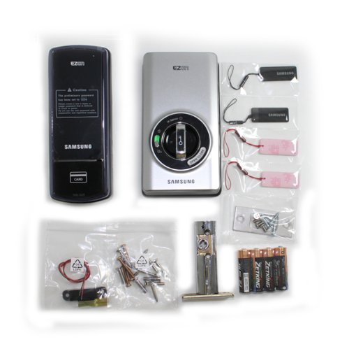 Samsung Ezon Digital Door Lock SHS-3420-60(60mm:2 3/8
