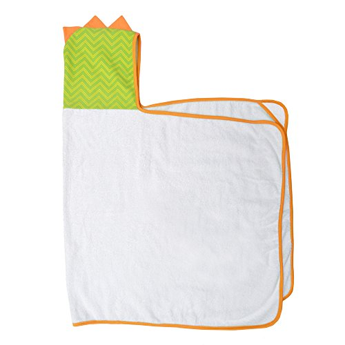 Little JJ Cole Hooded Towel Dino