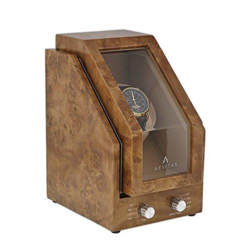 Un orologio in legno con nodi by aevitas premier range for Orologio legno amazon