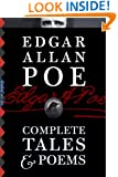 Edgar Allan Poe: Complete Tales & Poems (Illustrated/Annotated) (Top Five Classics Book 13)