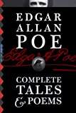 Edgar Allan Poe: Complete Tales & Poems (Illustrated/Annotated) (Top Five Classics)