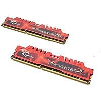 G.SKILL Ripjaws X Series 16GB 2 X 8GB 240-Pin DDR3 SDRAM DDR3 1333 PC3 10666 Desktop Memory F3-10666CL9D-16GBXL