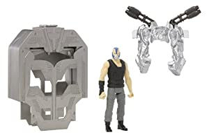 Batman The Dark Knight Rises QuickTek Fist Fury Bane Figure