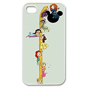 Coque iphone 5 5s TPU Princesse Disney: High tech