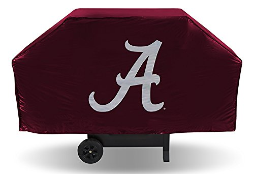 NCAA Alabama Crimson Tide Economy Grill Cover (Alabama Grill Accessories compare prices)