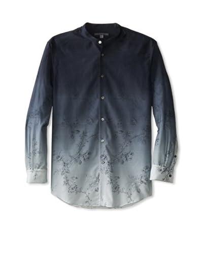 John Varvatos Collection Men's Classic Fit Floral Print Shirt