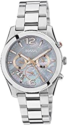 Fossil End-of-season Perfect Boyfriend Analog Multi-Colour Dial Womens Watch - ES3880