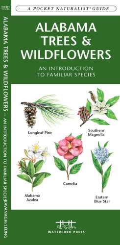 Alabama Trees & Wildflowers: An Introduction to Familiar Species (A Pocket Naturalist® Guide)