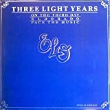 ELO (Electric light Orchestra) THREE LIGHT YEARS (BOX SET: ON THE THIRD DAY, ELDORADO, FACE THE MUSIC) [VINYL]