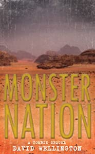 "Cover of ""Monster Nation: A Zombie Novel&..."