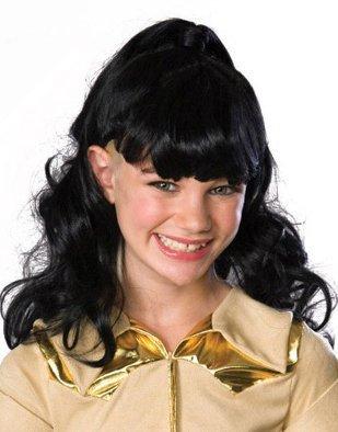 [Jade Wig Bratz Kids by Halloween Resource Center] (Bratz Jade Kids Costumes)