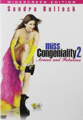 Cover art for  Miss Congeniality 2