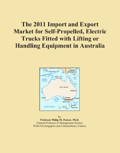The 2011 Import and Export Market for Self-Propelled, Electric Trucks Fitted with Lifting or Handling Equipment in Australia