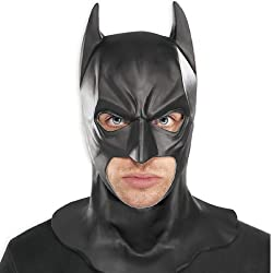 Batman Dark Knight Adult Batman Full Mask - One-Size