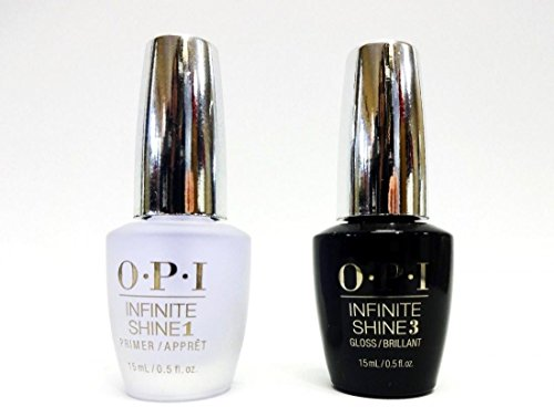 Primer-Base-and-Gloss-Top-Coat-Nail-Polish-Infinite-Shine-Volume-05oz-or-15mL-for-2ct-per-Box