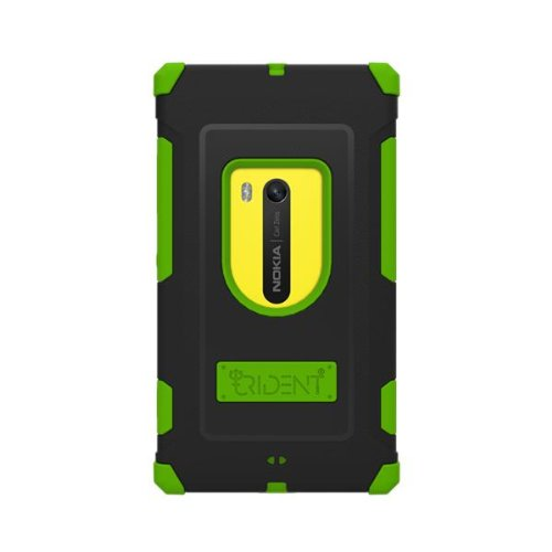 Series Case for Nokia Lumia 920 - 1 Pack - Retail Packaging - Green