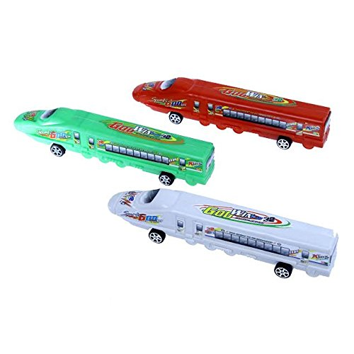 Dazzling Toys 3 Pull-back and Release Air-trains