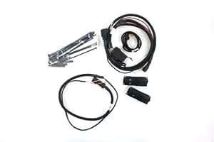 Amazon.com: Genuine Fiat Accessories 82212813 Black Fog
