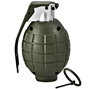 Military Toy Grenade for Pretend Play