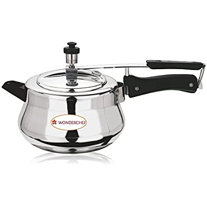 Wonderchef-63151566-Ultima-Aluminium-5.5-L-Pressure-Cooker-(Induction-Bottom,Inner-Lid)