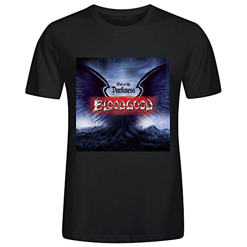 Bloodgood Out Of The Darkness T Shirt Men Black