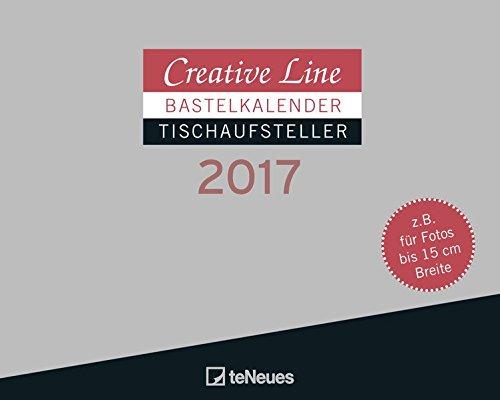 Bastelkalender-Tischaufsteller-quer-2017-Creative-Line-Kreativ-Kalender-16-x-20-cm